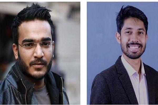 Ayman Sadiq and Sajidiqbal