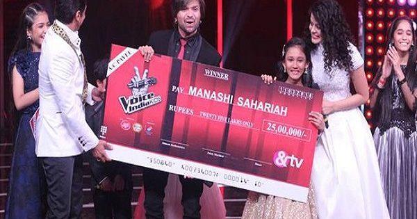 The Voice India Kids 2 Winner