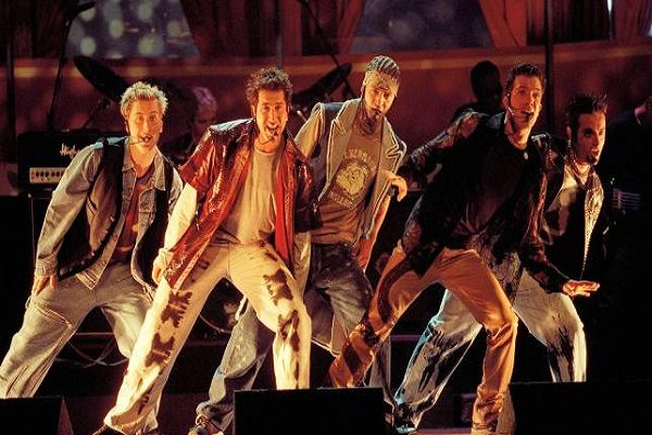 'N Sync to reunite for Walk of Fame