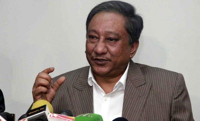 BCB Boss: Nazmul Hasan