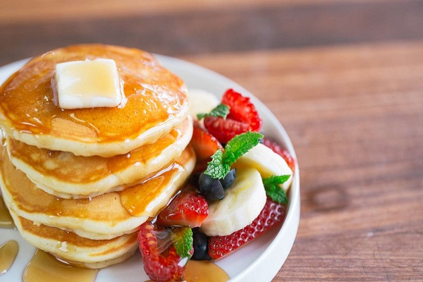 Delicious special Pancake recipe with easy method