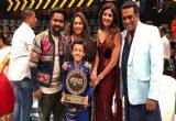Bishal Sharma Winner of Super Dancer chapter 2