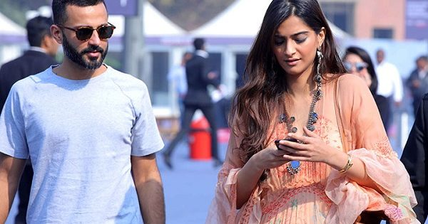 sonam kapoor and anand ahuja's marriage