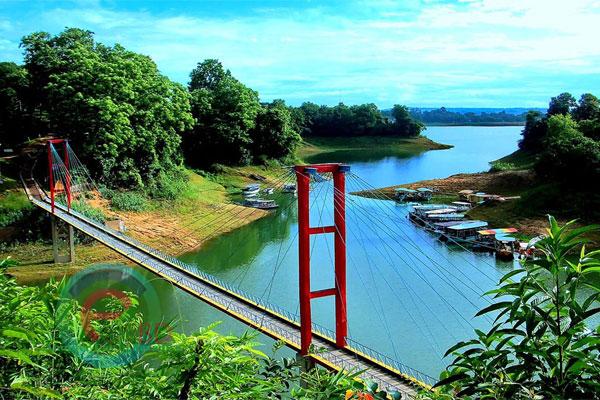 Hanging Bridge- Rangamati