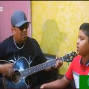 Viral boy Rafsan with Ayub bacchu