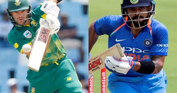 India and South Africa