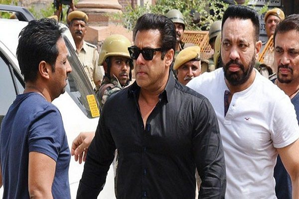 Salman Khan bailed