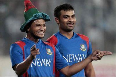 Shakib and Tamim to play ICC World XI