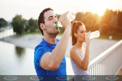 How much water do you drink?
