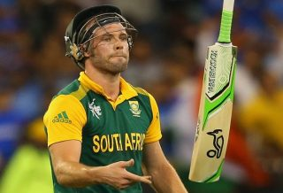AB de villiers quits from International Cricket