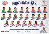 Costarica football team