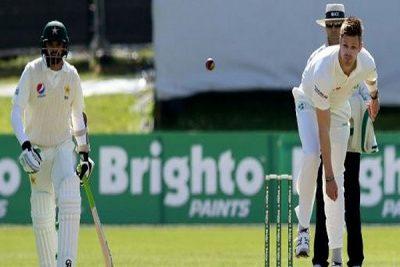 Ireland Test Match