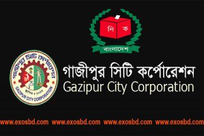 Election of Gazipur City Corporation
