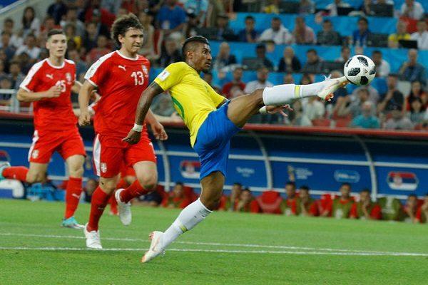 Brazil win over Serbia