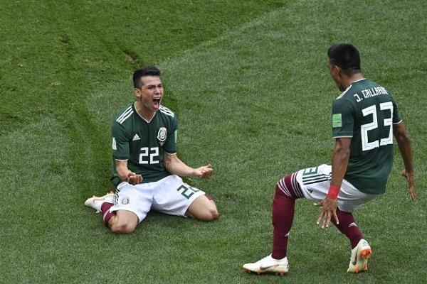 Germany vs Maxico