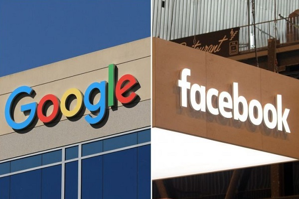 Google and Facebook manipulate users
