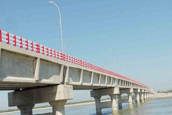 Sheikh Hasina Dharla Bridge