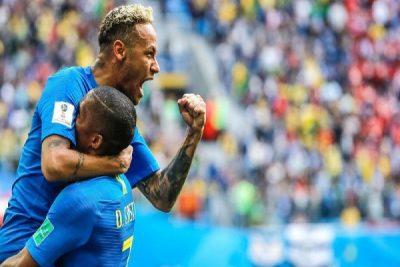 Brazil win over Costarica