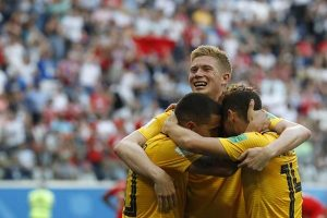 Belgium vs England, 3rd Place Match