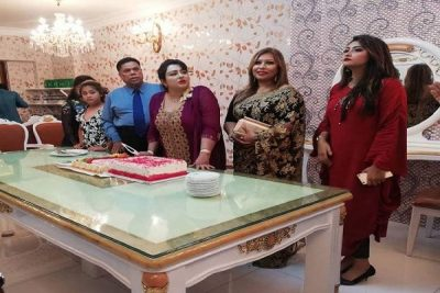 Eva Rahman's Birthday