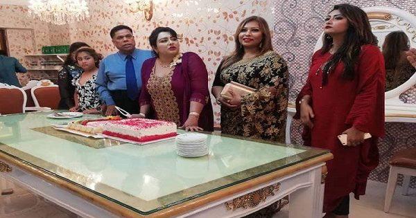 Eva Rahman's Birthday