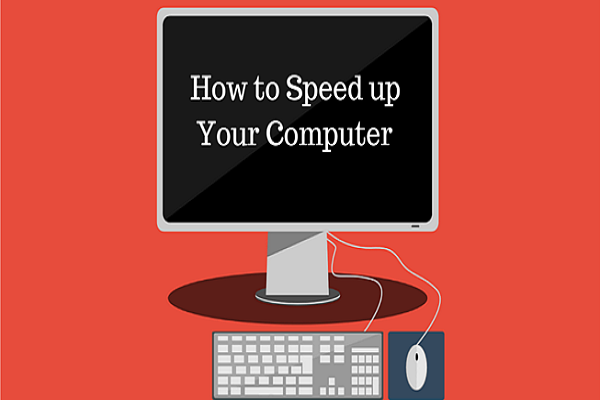 Speed up your Computer with some tips