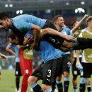 Uruguay beat Portugal