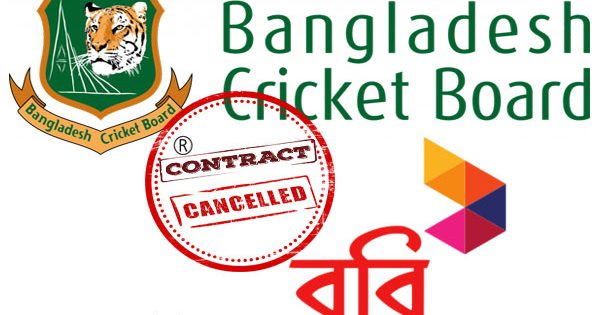 Robi cancelled contract with BCB