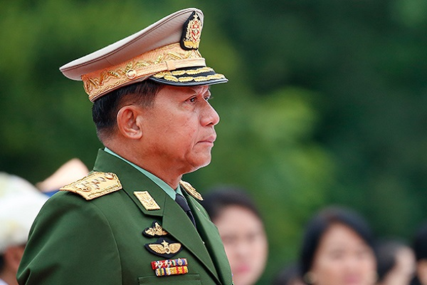 UN said Myanmar general must face justice