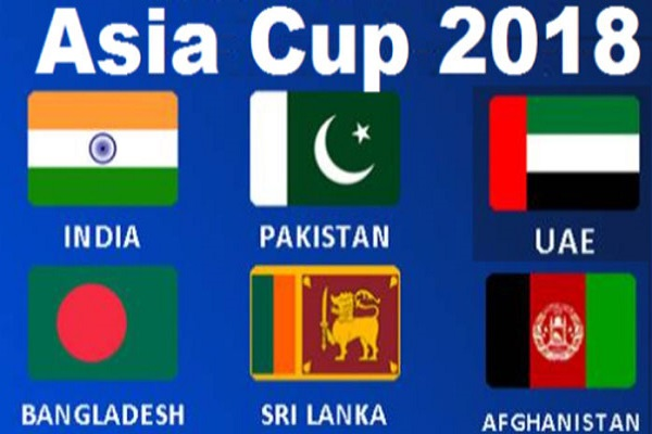 Asia Cup 2018 Match Schedule at a glance