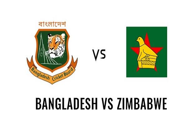 Bangladesh won by 28 runs against Zimbabwe