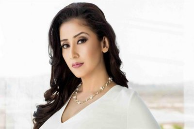 Bollywood actress Manisha Koirala is coming to Dhaka
