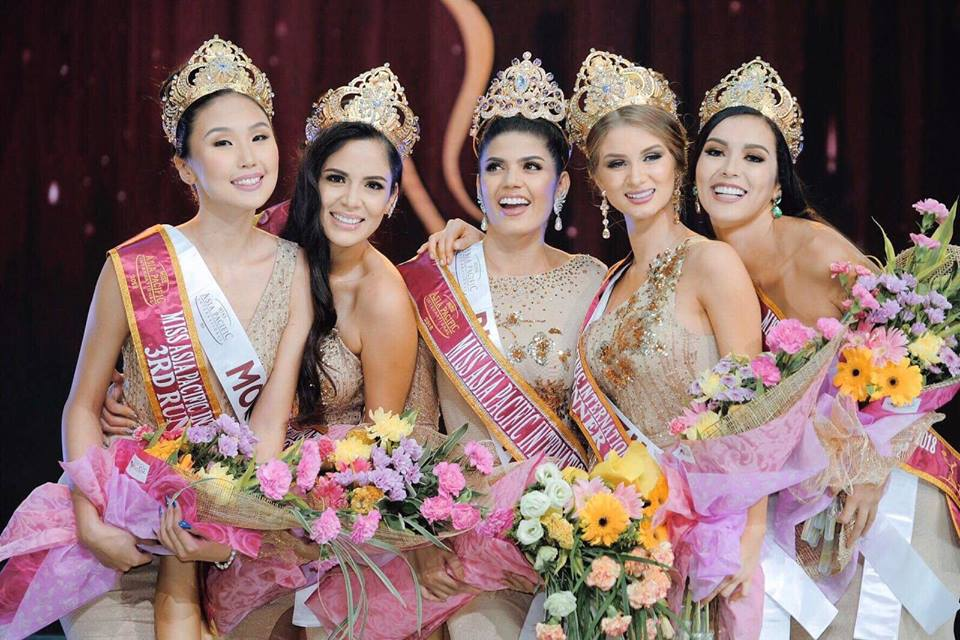 Philippines's Sharifa Akeel crowned Miss Asia 2018