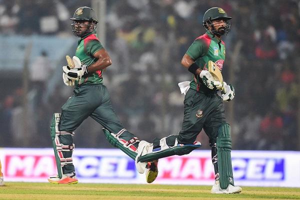 Bangladesh beat Zimbabwe and won the series