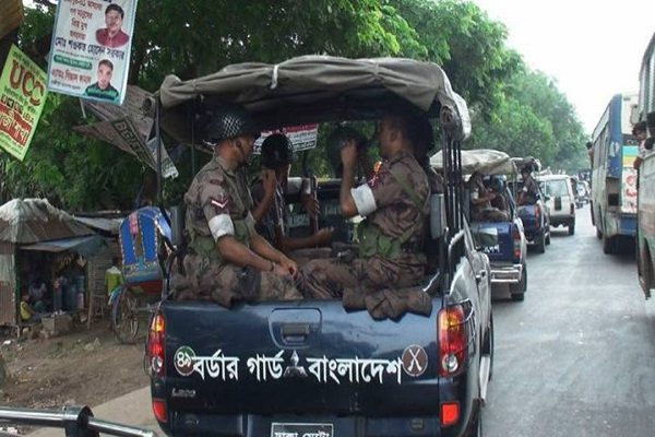 BGB deployed across Bangladesh for 11th general election