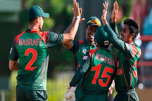 Bangladesh squad announced for ODI series