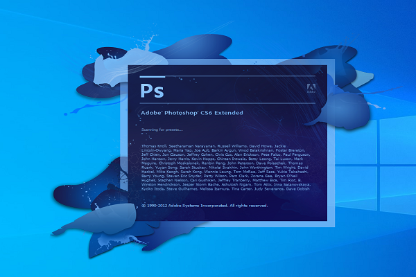 Download Adobe Photoshop CS6 Extended 256MB