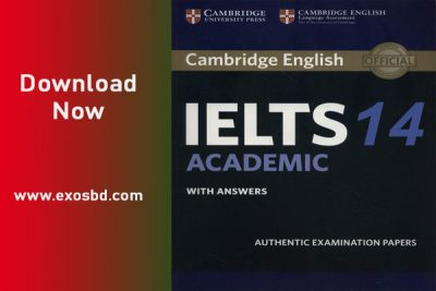 Cambridge IELTS Book 14 PDF File Free Download with Mp3