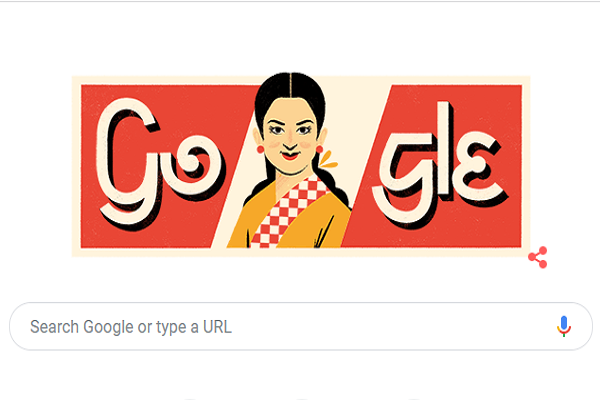 Google doodle marks actress Rosy Afsari's 73rd birth anniversary