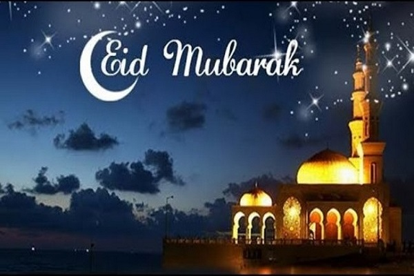 The holy Eid-ul-Fitr will be celebrated on Tuesday in Saudi Arabia