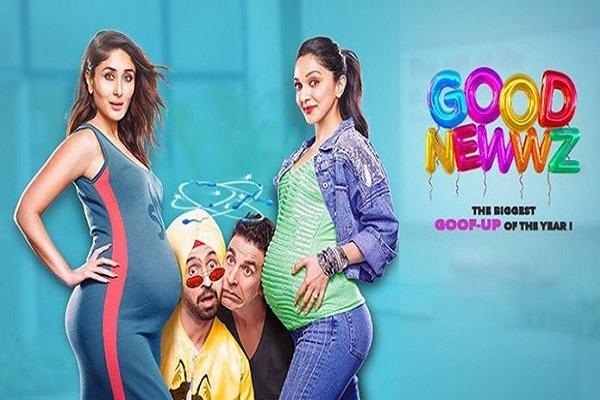 Download Good Newwz Hindi Full Movie (2019)
