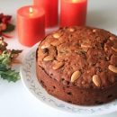 Traditional Plum Cake For The Festival!