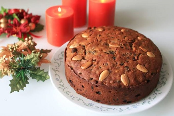 Make Traditional Plum Cake For The Festival