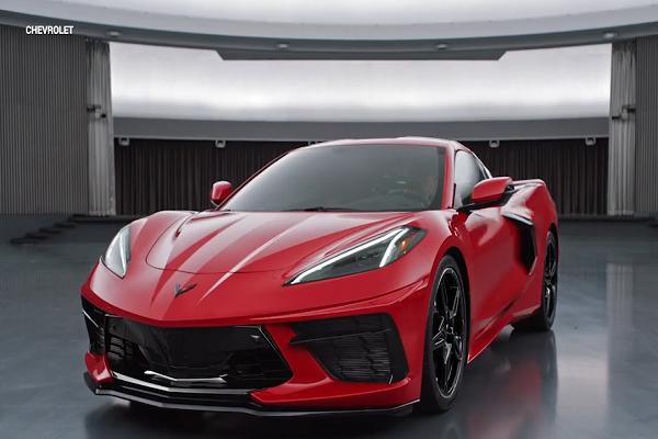 2020 First Chevrolet Corvette Stingray auctioned for $3 million