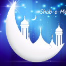 Holy Shab-e Miraj on 22 March