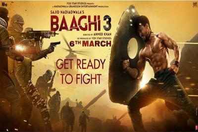 Baaghi 3 Hindi Full Movie Download