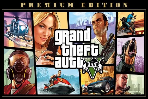 Grand Theft Auto V Premium Edition Free Download